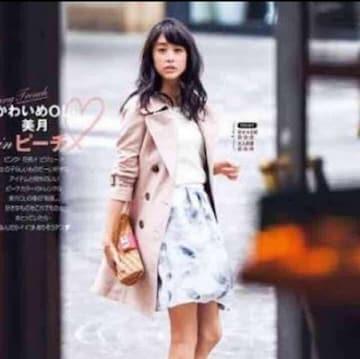 限定セール●雑誌掲載●定価8,532円●ふんわりフラワースカート