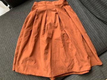 膝下丈スカート140センチ