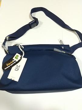 MILESTOミレスト MLS275-NVSHOULDERBAGLショルダーバッグLネイビー紺カバン鞄