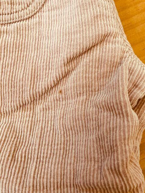 ティンカーベル☆TINKER BELL☆ピンク☆コーデュロイパンツ90 < ブランドの