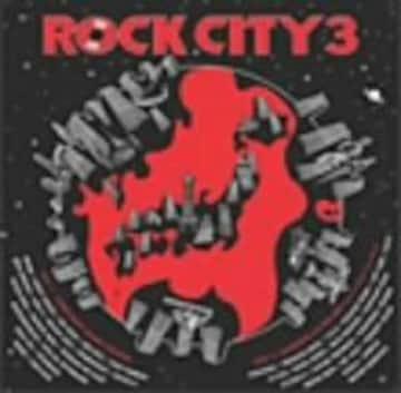 《ROCK CITY 3》RICKIE-G湘南乃風KENTY GROSS HAN-KUN レゲエ
