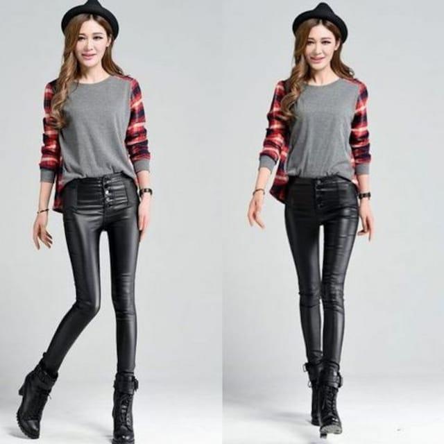 劇的伸縮性★スーパーストレッチパンツ(XLサイズ)  < 女性ファッションの