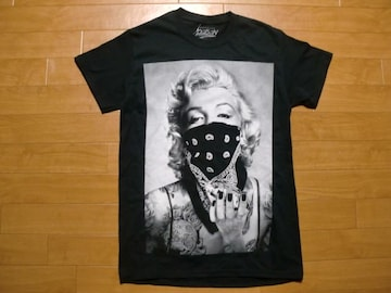 マリリンモンロー Tシャツ USA−S 新品
