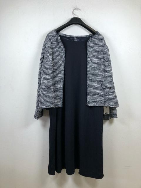 新品☆4Lサイズ着回しアンサンブルスーツ入学卒業セレモニーd176 < 女性ファッションの