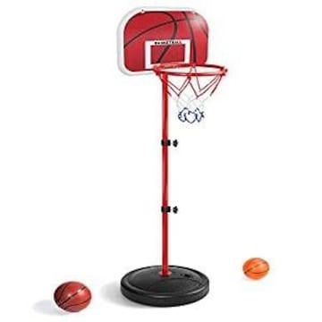 ミニ バスケットゴール バスケットボールセット