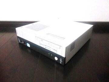 ★PC 富士通 FMV-D5230 メモリ&HDDを強化 WinXP Pro