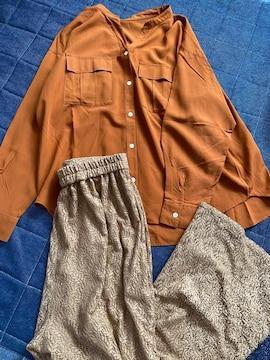 gu☆ワークスキッパーシャツ☆