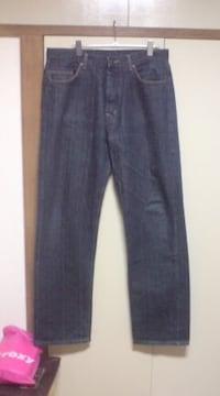 SILAS classic jeans サイラスクラシックデニム 34