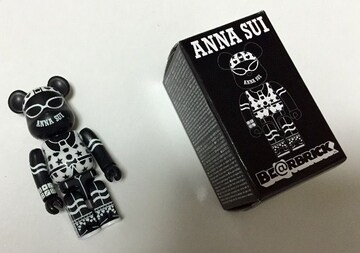 ANNA SUI★ベアブリック★黒