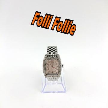 Folli Follie フォリフォリ 時計