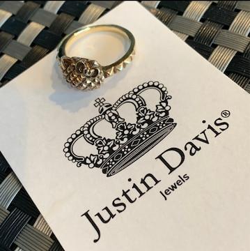 ◆JUSTIN DAVIS×KITTY◆HELLO KITTY RING◆13号◆定価27,500円