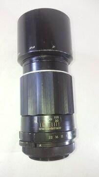 Asahi Super-Takumar 135�o 1:3.5 フード付き