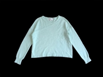 ロペピクニック ROPE PICNIC アンゴラ入り ニット セーター