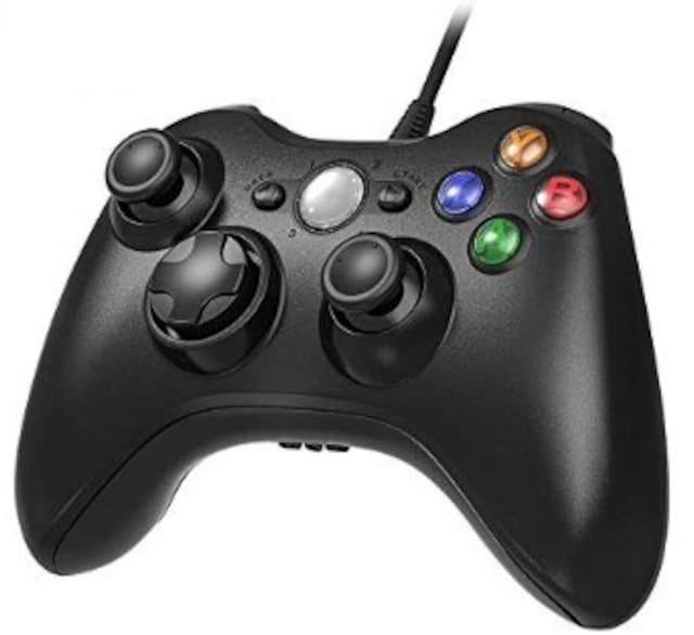★送料無料★ Xbox360 コントローラ 人間工学 振動 < ゲーム本体/ソフトの