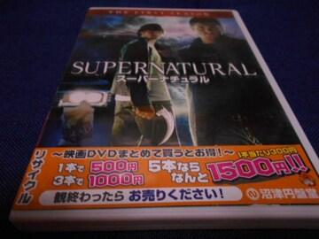 【DVD】スーパーナチュラル ファーストシーズン1