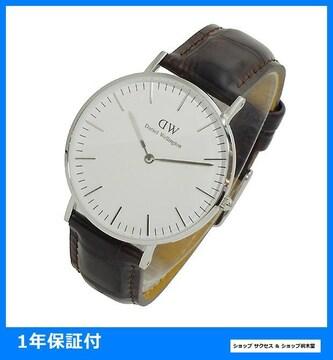新品■ダニエル ウェリントン 36mm 腕時計 0610DW (DW00100055)