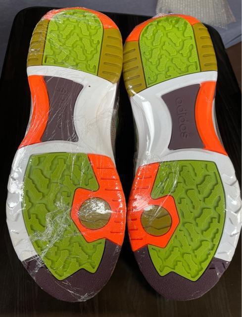 新品 アディダス ジェレミースコット ストリートボール US12.5 < 男性ファッションの