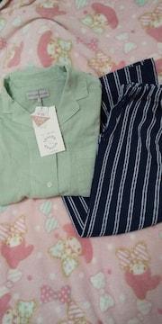 シーズンリーズンのパジャマ♪新品L