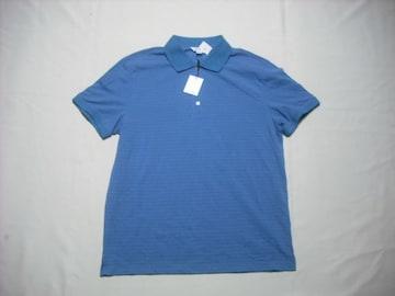 07 男 CK CALVIN KLEIN カルバンクライン 半袖ポロシャツ M