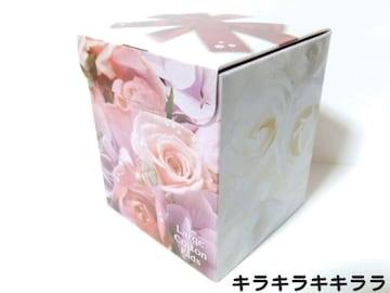 ★DHC★フラワーデザインボックス大きいサイズ・コットン*20枚入り未開封