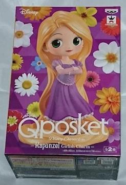 Q posket Disney Characters Rapunzel Girlish Charml A ラプンツェル