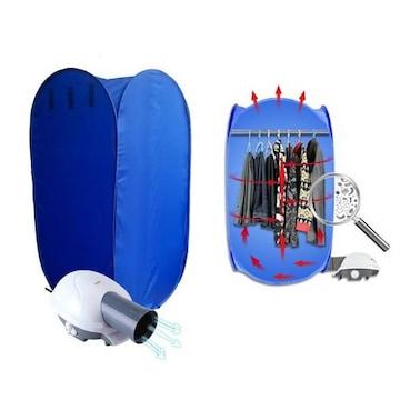 衣類乾燥機 ポータブル コンパクト衣類乾燥機