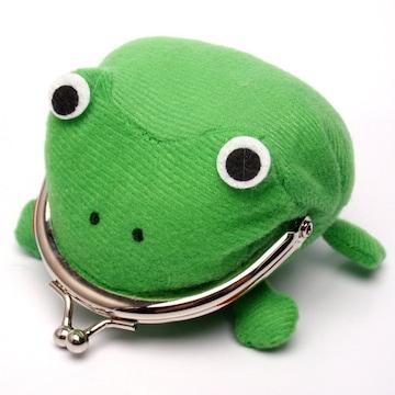 NARUTO うずまきナルト 蛙 コインケース 財布 小銭入れ