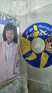 カラオケVCD-柏原芳恵 本人出演