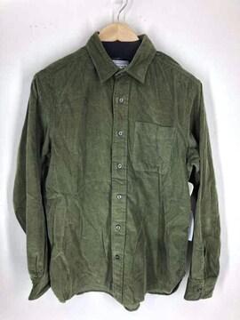 UNIVERSAL PRODUCTS(ユニバーサルプロダクツ)USA製 コーデュロイ 長袖シャツシャツ