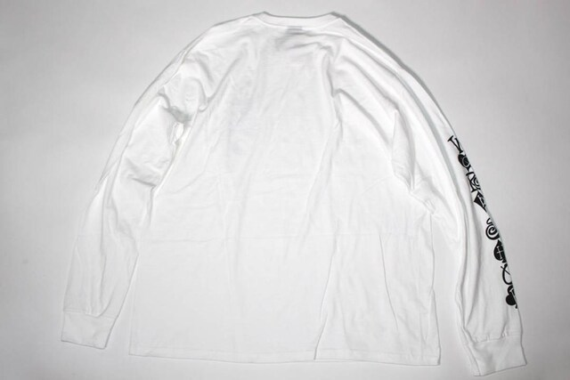 STUSSY OUR LEGACY TEE WHITE XL < 男性ファッションの