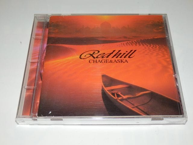 CHAGE and ASKA/RED HILL  < タレントグッズの