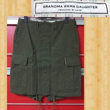 KATO GRANDMA MAMA DAUGHTER グランマ ママ ドーター スカート カトー 1 美品