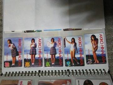 パズルテレカ 50度数 雛形あきこ ヒナ 少年サンデー '95/7 W 未使用