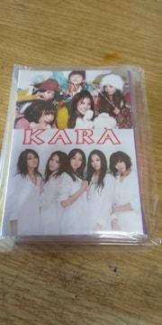 KARA 4連メモ帳