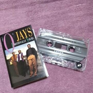 オージェイズ 当時物 カセットテープ アメリカ製