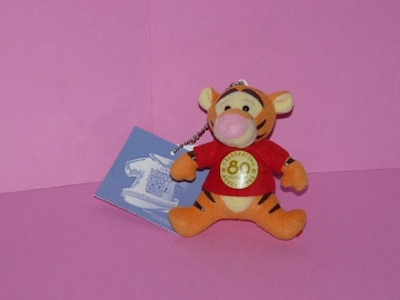 DS プーさん80th ティガー ぬいぐるみキーチェーン