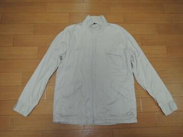 グッドイナフ GOODENOUGH ワーク シャツ ジャケット M 薄手