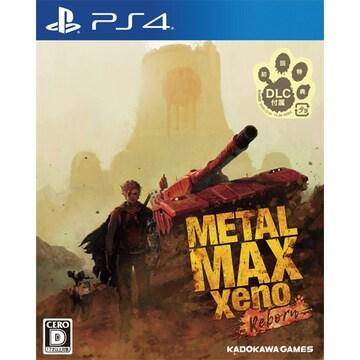PS4》METAL MAX Xeno Reborn 特典付 [177001413]