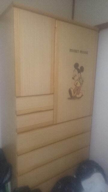 ☆ミッキーマウスのベビータンス☆  < インテリア/ライフの