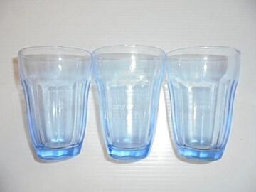 Pasabahce パシャバチェカップグラスコップタンブラー無地外十角