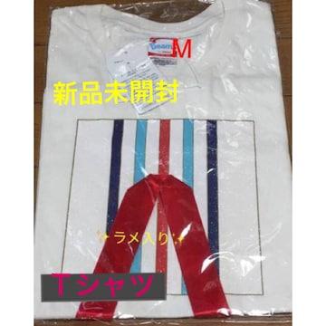 新品未開封☆SMAP Gift of Smap★BEAMS コラボ ラメTシャツ・S