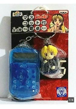 ○ ヒカルの碁『2003 マスコット付き電卓』25g 未使用