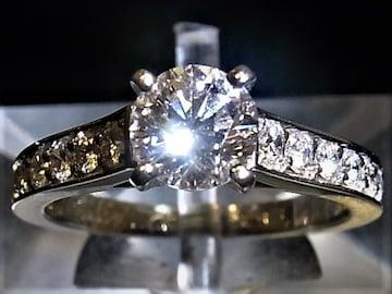 Pt950 カルティエCartierソリテールリング 1895 婚約指輪