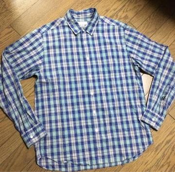 美品 BAUTY&YOUTH チェックシャツ ユナイテッド アローズ