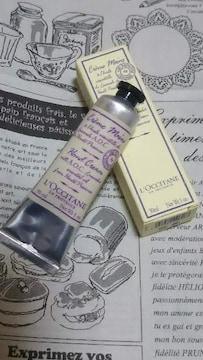 L'○CCITANEラベンダーハンドクリーム30ml箱入娘