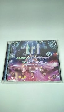 CD trf 1996 TOKYO DOME / TRF ライブ ツアー