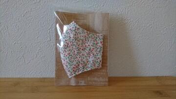 ハンドメイド 小花柄インナーマスク サイズ S