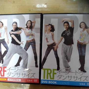 TRF  DVD イージードウダンササイズ 2本セット