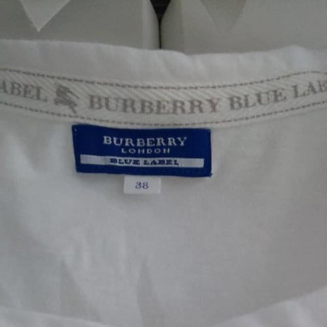 バーバリー☆Tシャツ < ブランドの