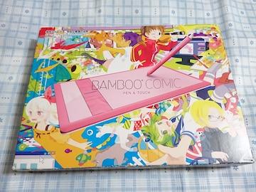ワコム Bamboo Comic PEN&TOUCH ペンタブレット(CTH-470)